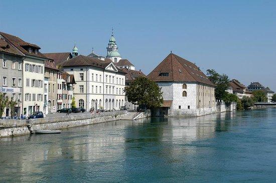 Solothurn Youth Hostel: Aussenansicht