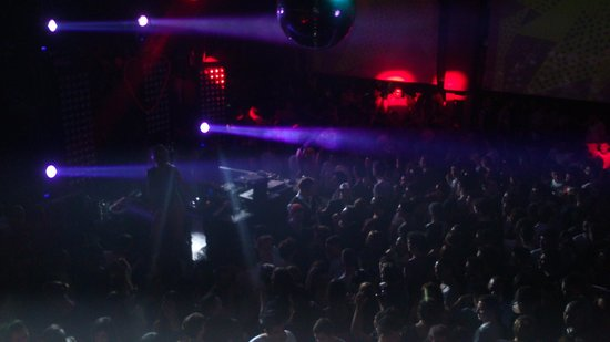 Tenax Club : Sabato Notte TNX