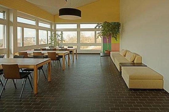 St.Gallen Youth Hostel: Gemeinschaftsraum