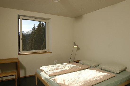 Jugendherberge Valbella: Doppelzimmer