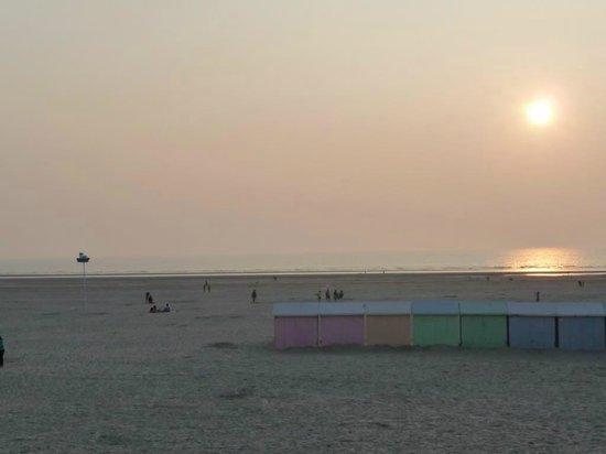 La Bulle: La plage de Berck