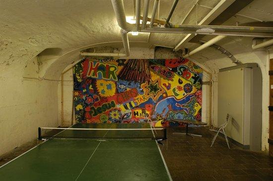Zofingen Youth Hostel: Gemeinschaftsraum