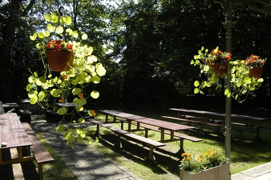 Zofingen Youth Hostel: Garten