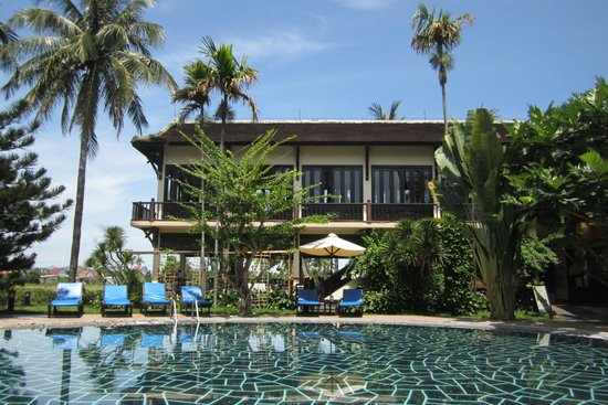 Hoi An Riverside Resort & Spa: hotel
