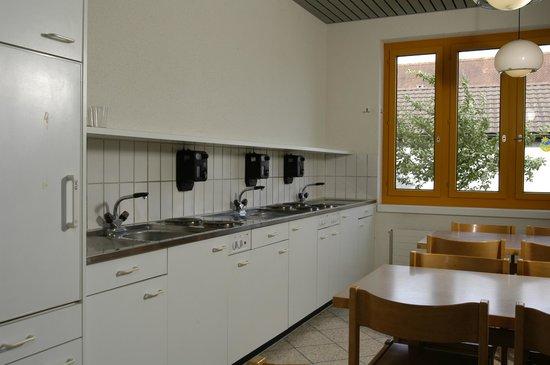 Zug Youth Hostel: Speisesaal