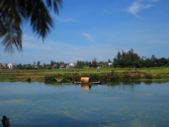 Hoi An Riverside Resort & Spa: water