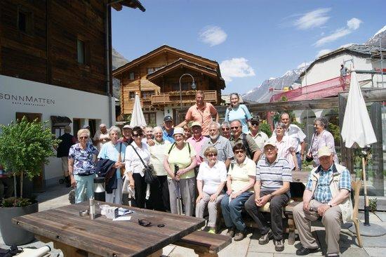 Wellness and Vitalhotel Pirmin Zurbriggen : Trumpf-As Gruppe 2013
