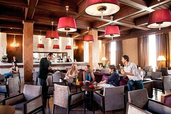 ClubHotel Riu Tikida Palmeraie : Bar