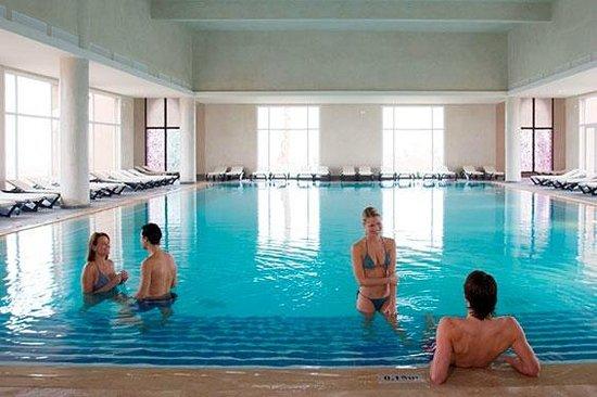 ClubHotel Riu Tikida Palmeraie : Indoor Pool
