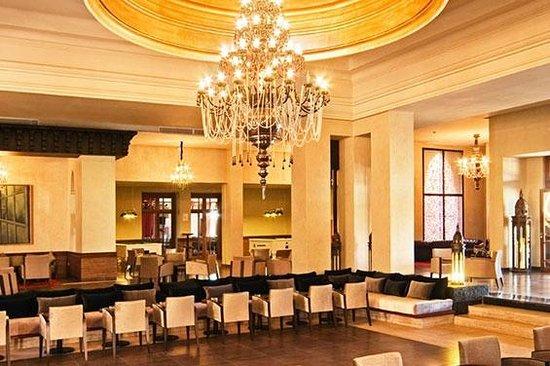 ClubHotel Riu Tikida Palmeraie: Lobby Hall