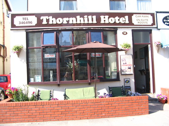 Thornhill Hotel: Summer In Blackpool