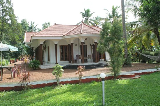 Coconut Creek Farm and Homestay Kumarakom: Room suite