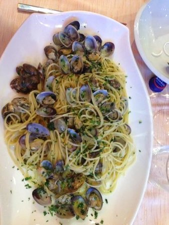 Lisca: spaghetti