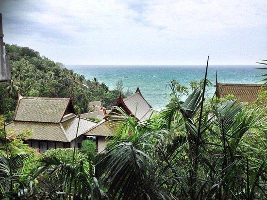 Ayara Kamala Resort & Spa: View from Ocean View Room