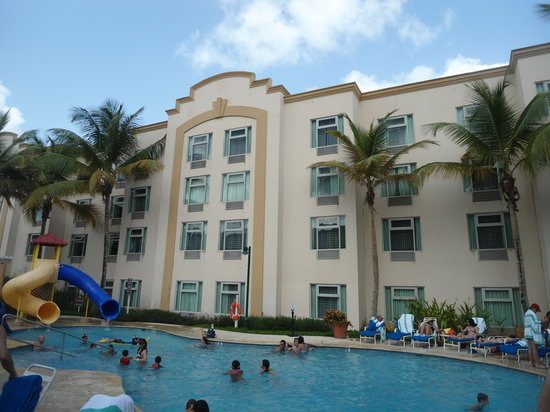 Four Points by Sheraton Caguas Real Hotel & Casino: pool