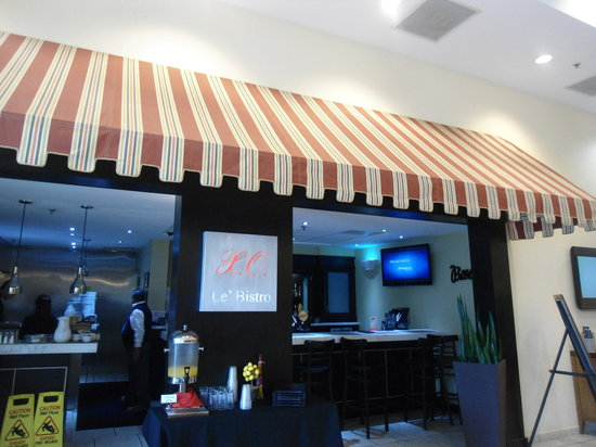 Four Points by Sheraton Caguas Real Hotel & Casino: hotel restaurant