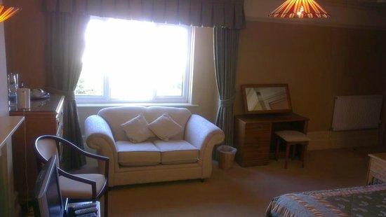 The Dial Inn: a suite