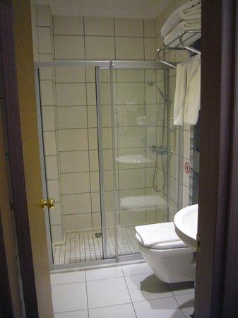 Hotel Ilkay: Bagno
