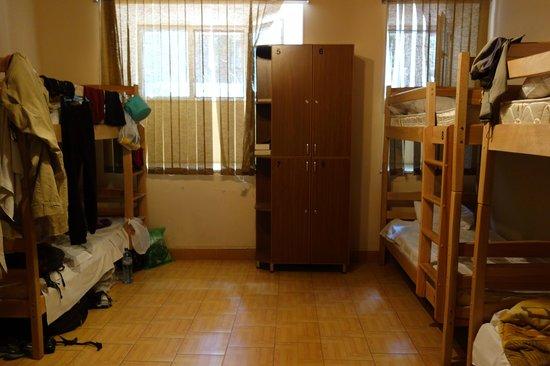 Yerevan Hostel : Bedroom