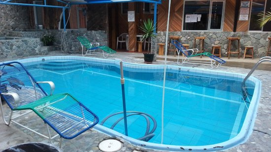 Hostal Chimenea: Piscina Hostel