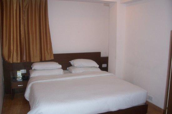 Gangtok - Delisso Abode, A Sterling Holidays Resort: bed
