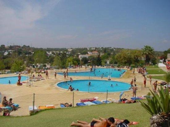 piscinas Camping Albufeira