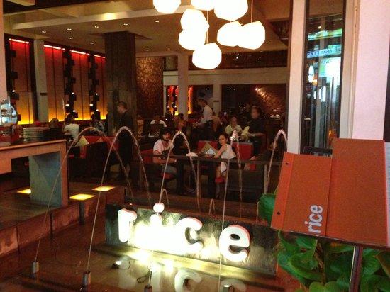 Rice Italian Restaurant & Lounge: Rice Italian Restaurant