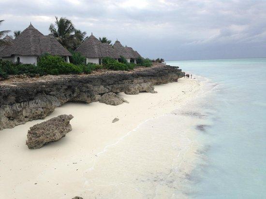 Essque Zalu Zanzibar: spiaggia di sera