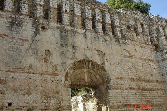 Musee Archeologique de Nice-Cimiez: les thermes que l'on ne peut plus visiter