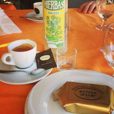 Ran de Mar: hierbas dulces invitada