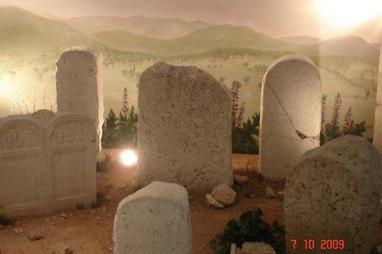 Musee Archeologique de Nice-Cimiez : monuments disparus du cimiez