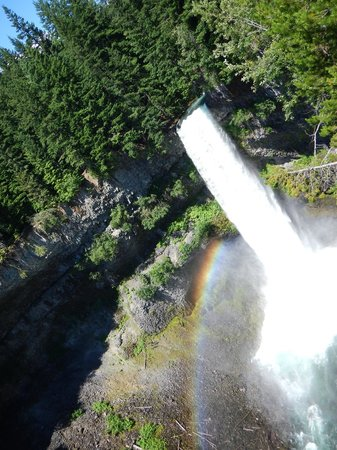 Sea to Sky Highway : Brandywine Falls