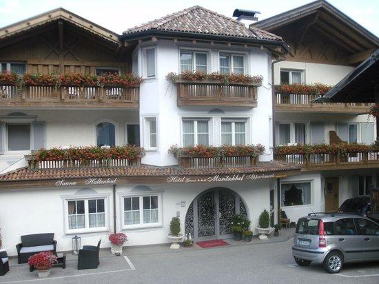 Hotel Maritschhof: das Hotel