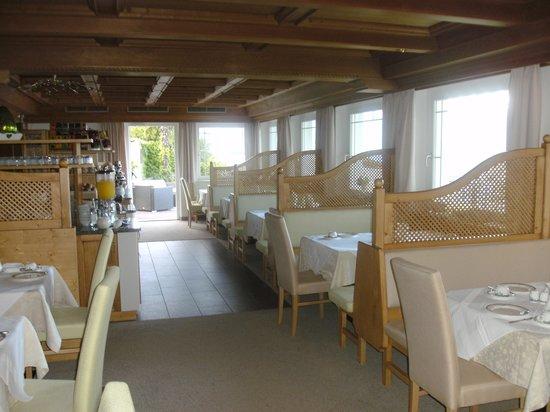 Hotel Maritschhof: Frühstücksraum