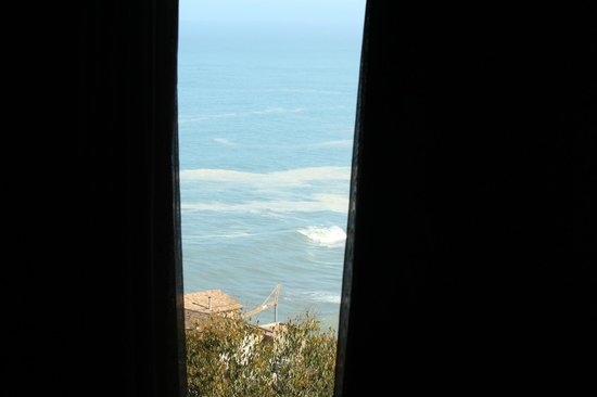 52 De Wet: View from one of the bedrooms