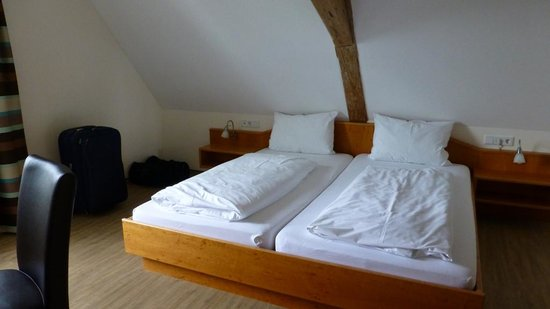 la camera da letto - Bild von Autenrieder Brauereigasthof ...