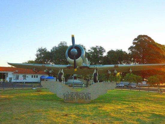 Кампо-Гранде: Monumento do Aviador