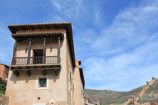 Albergue de Albarracin Rosa Brios