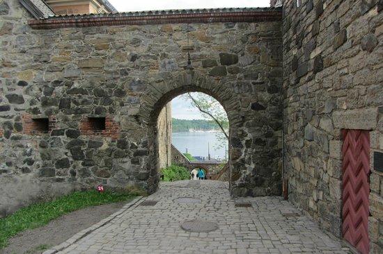 Kastil Akershus