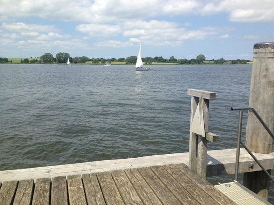 Schlie Krog: Sailing on the Schlei nearby