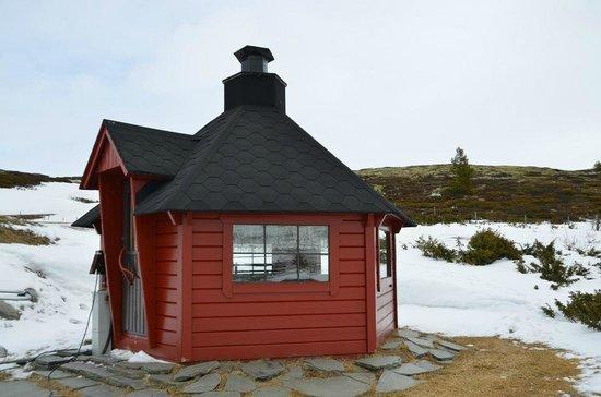 Rondane Haukliseter Fjellhotell: Grillhytten