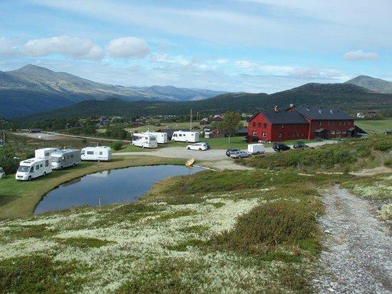 Rondane Haukliseter Fjellhotell: Hotellet