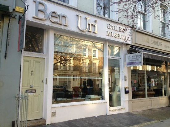 ‪Ben Uri Gallery and Museum, London: Art, Identity, Migration‬
