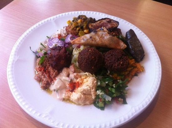 The New Horizon: Lovely food from New Horizon cafe