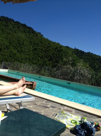 Borgo Stoppi: Great pool!
