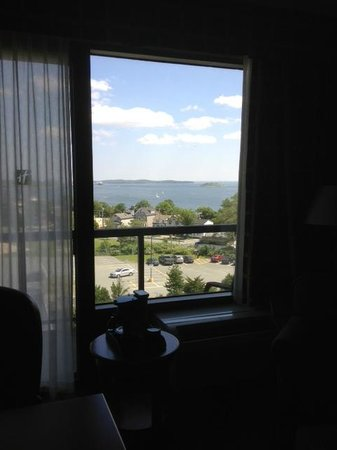 Holiday Inn Halifax Harbourview: True to its name, the Halifax Harbourview offers sweeping views of the waterfront from upper flo