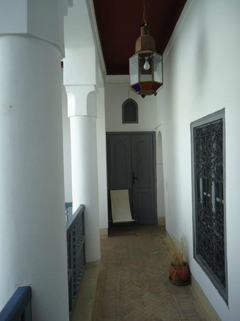 Riad Dar Binebine : couloir