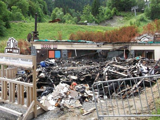 Kitsch Inn: Kitsch Damaged in Devastating Fire