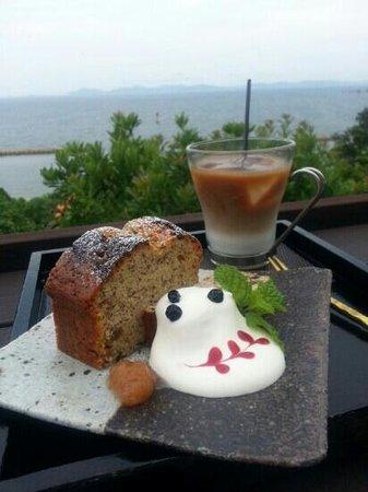 Japanese café Taraso