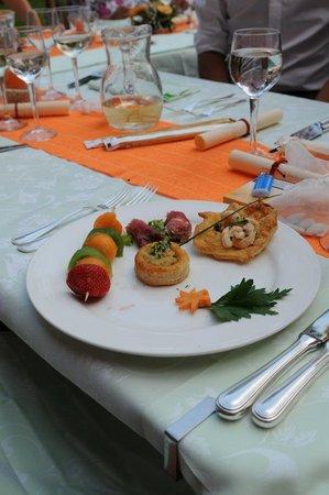 Hotel Al Maso: Cena